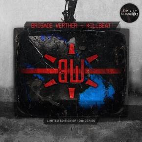 BRIGADE WERTHER Killbeat CD 2012 LTD.1000 PART 27