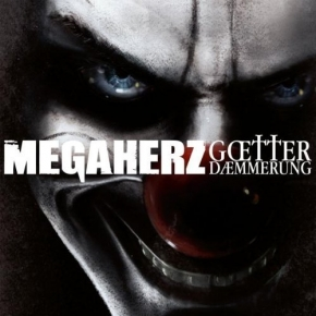 MEGAHERZ Götterdämmerung LP VINYL 2012