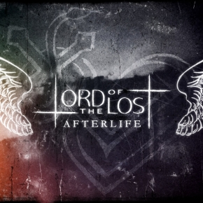 LORD OF THE LOST Afterlife MCD Digipack 2014 LTD.777 PROMO