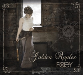 FAEY Golden Apples CD Digipack 2017 (FAUN)