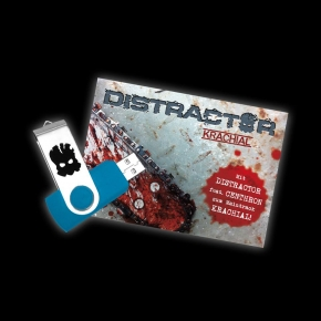 DISTRACTOR Krachial USB Stick 2013