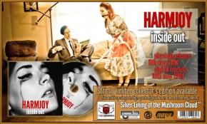 HARM JOY Inside Out LIMITED CD Digipack 2014 HARMJOY TYSKE LUDDER