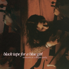 BLACK TAPE FOR A BLUE GIRL Remnants of a deeper Purity 2LP VINYL 2018 LTD.150