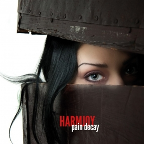 HARM JOY Pain Decay LIMITED CD Digipack 2014