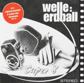 WELLE ERDBALL Super 8 (Schweden) LIMITED CD 2001 + Bonustrack