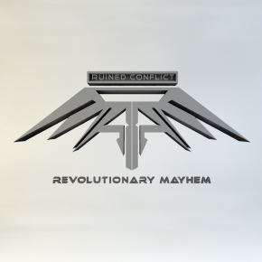 RUINED CONFLICT Revolutionary Mayhem CD 2014