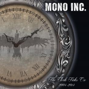 MONO INC. The Clock Ticks On 2CD Digipack 2014