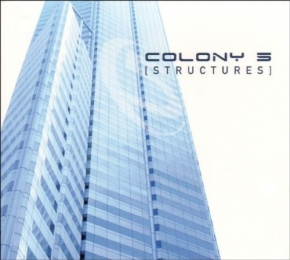 COLONY 5 Structures CD Digipack 2003 (Synthetic Product)