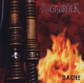 RAGNARÖEK Rache CD 2008