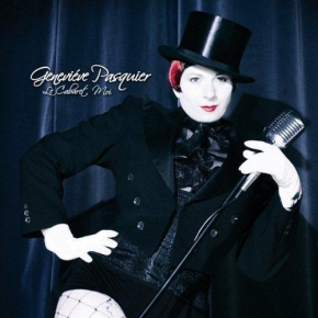 GENEVIEVE PASQUIER Le cabaret moi CD 2009 ant-zen