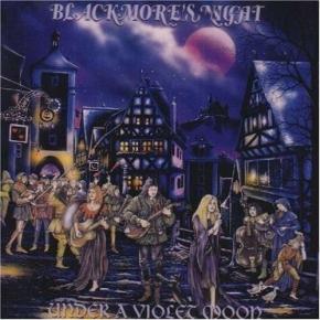 BLACKMORE'S NIGHT Under A Violet Moon CD 1999