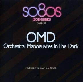 So80s (So Eighties) Presents OMD (Blank &Jones) CD 2011