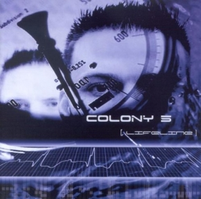 COLONY 5 Lifeline CD 2002 (Memento Materia)