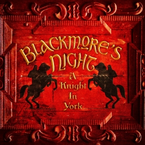 BLACKMORE'S NIGHT A Knight in York 2LP VINYL + CD 2012