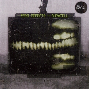 ZERO DEFECTS Duracell CD 2010 LTD.1000 PART 13