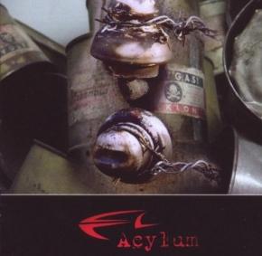 ACYLUM The Enemy CD 2009
