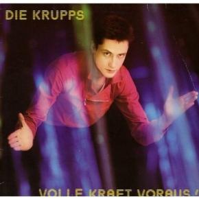 DIE KRUPPS Volle Kraft Voraus 2CD Digipack 2008