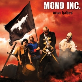 MONO INC. Viva Hades CD Digipack 2011