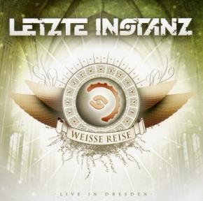 LETZTE INSTANZ Die Weisse Reise - Live in Dresden CD 2008
