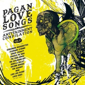 PAGAN LOVE SONGS VOL.2 2CD Clair Obscur IKON Shock Therapy