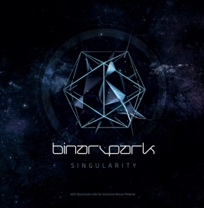 BINARY PARK Singularity CD 2014