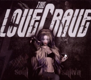 THE LOVECRAVE Soul Saliva CD Digipack 2010