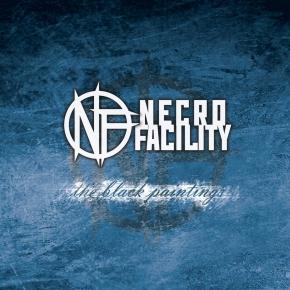 NECRO FACILITY The Black Paintings LP VINYL 2014 LTD.500