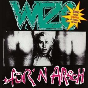 WIZO Für'n Arsch (Limited Edition) LP MAGENTA VINYL 2016
