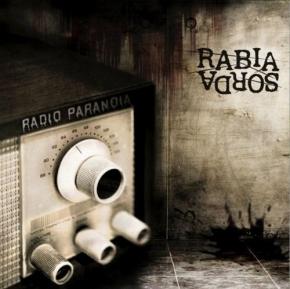RABIA SORDA Radio Paranoia MCD Digipack 2009 LTD.1000