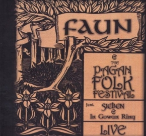 FAUN Faun & The Pagan Folk Festival Live CD DigiBook 2008