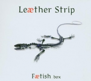 LEAETHER STRIP Faetish 2CD BOX LTD.2000