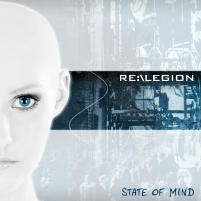 RE:\LEGION State Of Mind CD 2010