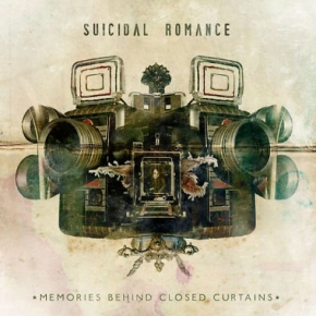 SUICIDAL ROMANCE Memories Behind Closed Curtains CD 2011