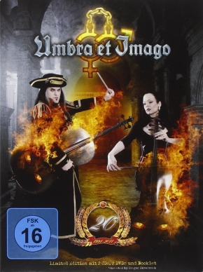 UMBRA ET IMAGO 20 2DVD+2CD Digipack LIMITED EDITION