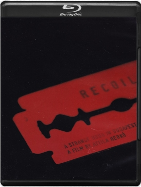 RECOIL A Strange Hour In Budapest (Red edition) BLU-RAY 2012