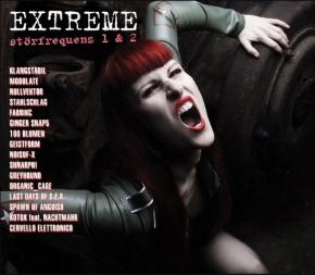 EXTREME STÖRFREQUENZ 1 & 2 2CD BOX X-RX Klangstabil NOISUF-X Xotox