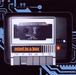 MIND.IN.A.BOX R.E.T.R.O Retro CD 2010