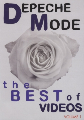 DEPECHE MODE The Best of Volume 1 DVD 2007