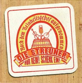 DIE STREUNER Hör rein! Schenk ein! LIMITED CD BOX 2014