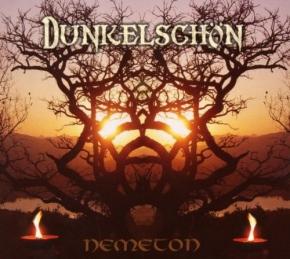 DUNKELSCHÖN Nemeton CD Digipack 2009