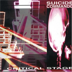 SUICIDE COMMANDO Critical Stage CD 1994