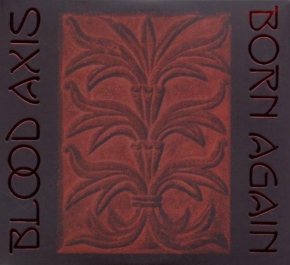 BLOOD AXIS Born Again CD Digipack 2010