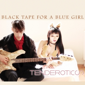 BLACK TAPE FOR A BLUE GIRL Tenderotics CD Digipack 2013 LTD.1000