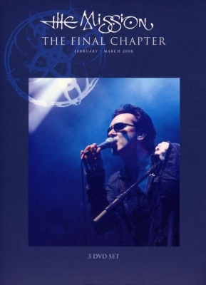THE MISSION The Final Chapter 3 DVD SET 2009