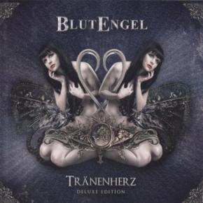 BLUTENGEL Tränenherz LIMITED DELUXE 2CD Digipack 2011