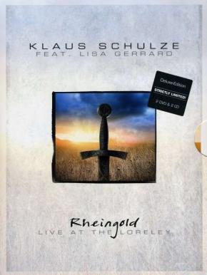KLAUS SCHULZE & LISA GERRARD Rheingold LIMITED 2DVD+2CD DELUXE EDITION 2008