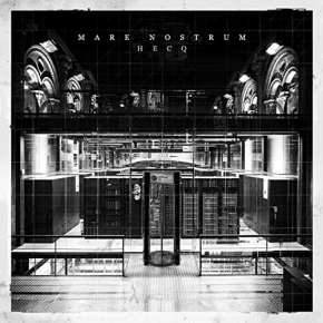 HECQ Mare nostrum CD Digipack 2015