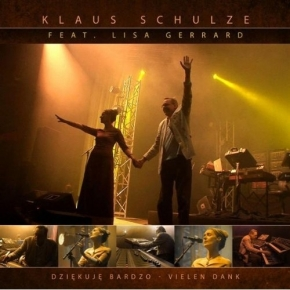 KLAUS SCHULZE & LISA GERRARD Dziekuje Bardzo 3CD Digipack 2009