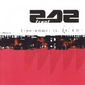 FRONT 242 RE:BOOT LIVE LIMITED CD 1998 Zoth Ommog