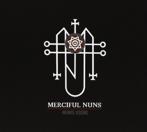 MERCIFUL NUNS Infinite Visions DVD+CD Digipack 2011